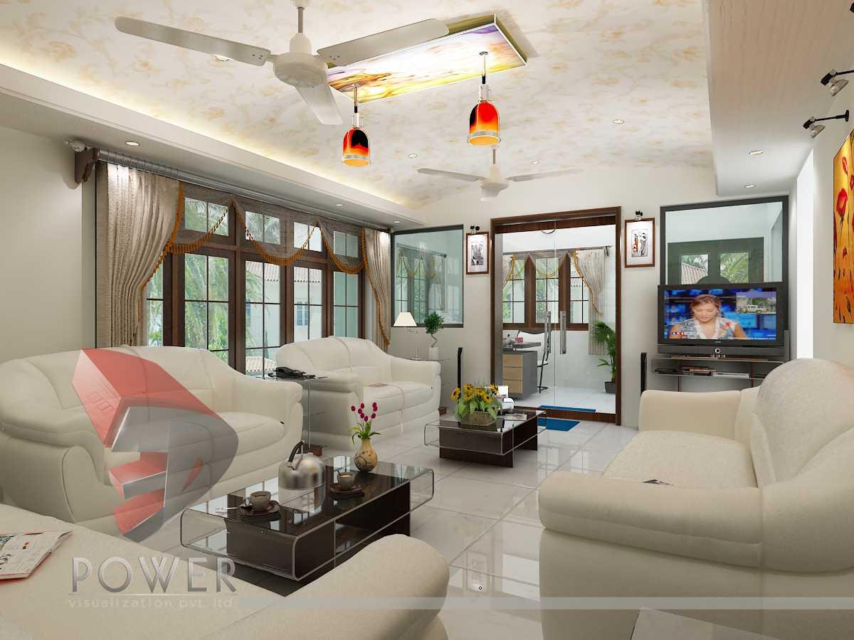3d interior designs for Hall interior ideas