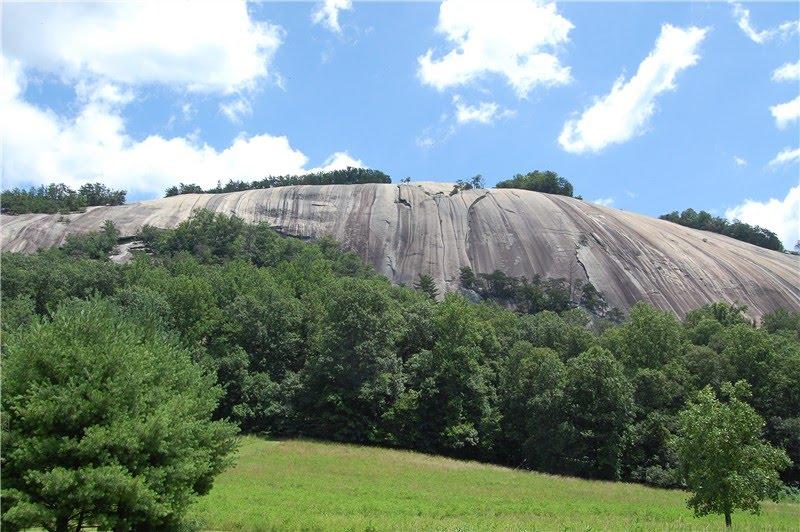 Stone Mountain Nc Elevation : Stone mountain exploration