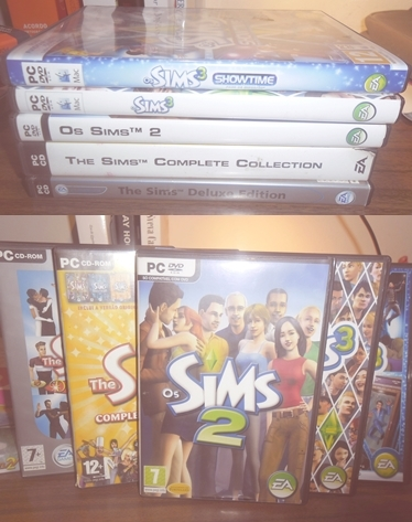 Vol. III - The Sims