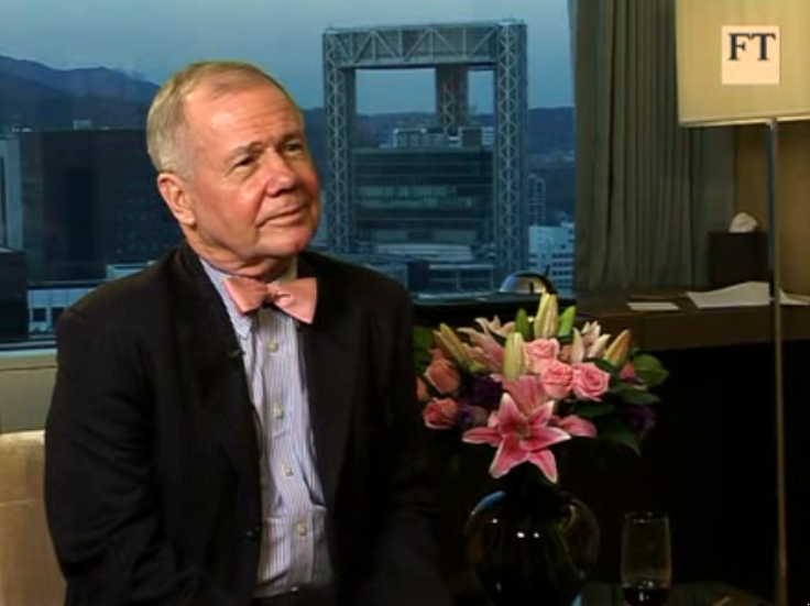 BetterTrading: Jim Rogers: Hyperinflation Will Consume Us