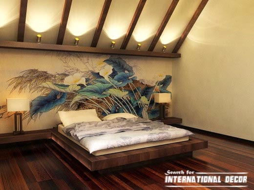 oriental bedroom asian furniture style. Japanese Style Bedroom Furniture. Japanese-style-bedroom-lighting Furniture Oriental Asian E