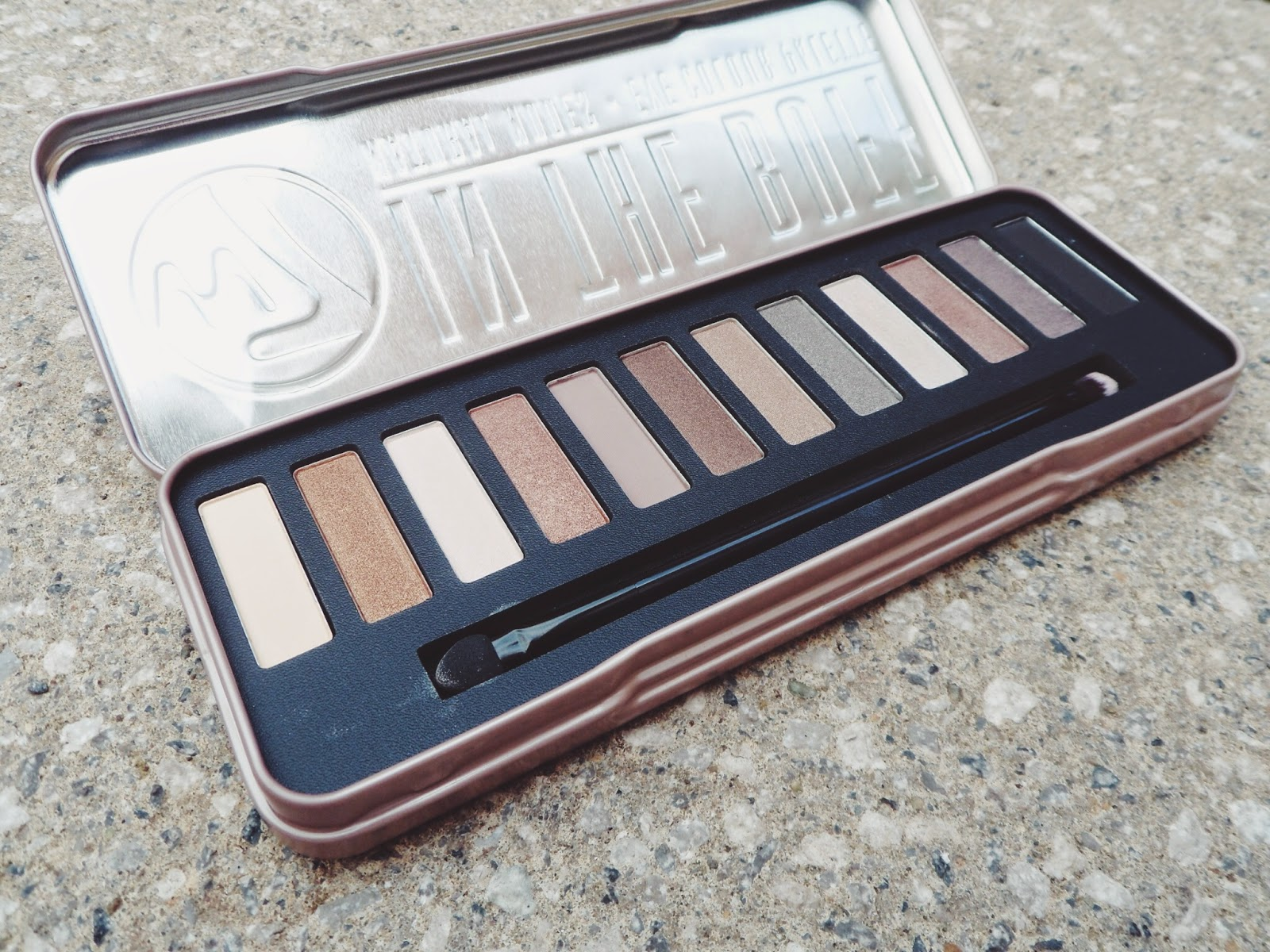 fbloggers, bbloggers, beauty, beautyblogger, beautyproduct, productreview, wiw, whatibought, motd, w7inthebuff, inthebuff, w7, urbandecay, nakedpalette, urbandecaynakedpalette