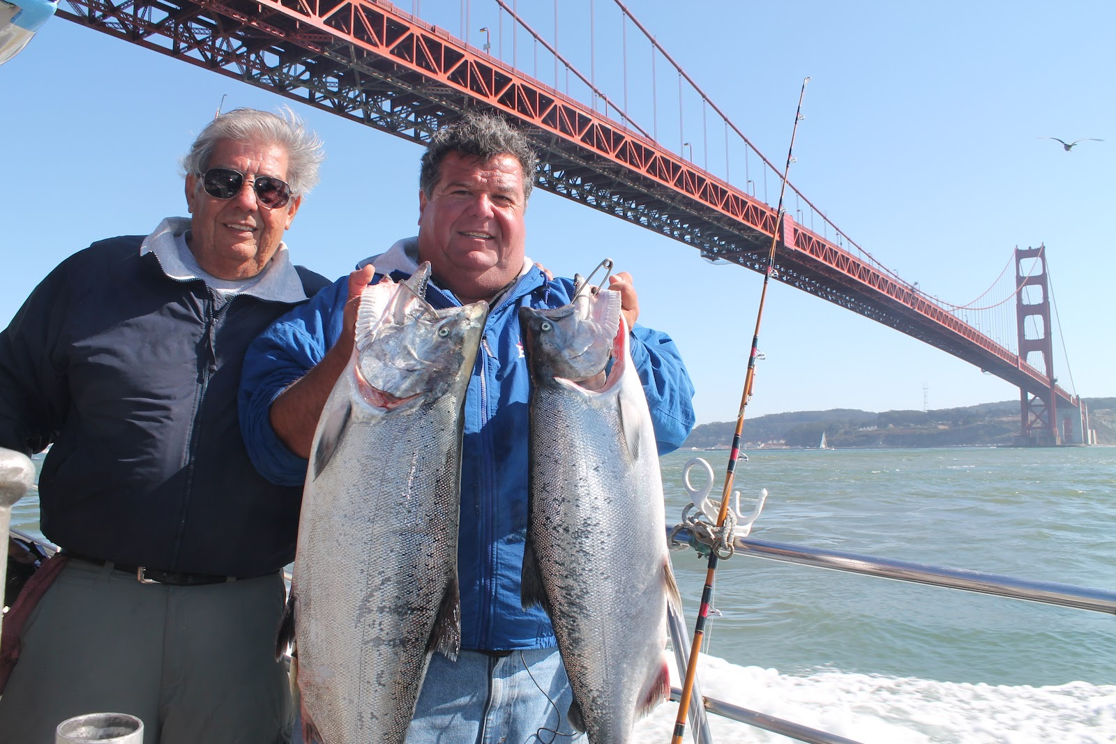 dan 39 s journal fishing report from our trip to emeryville