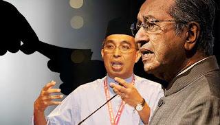 Tun Mahathirpun minta derma dari Asia Barat-SSK