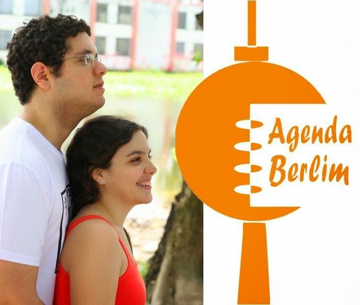 Agenda Berlim - Nicole Plauto e Luckwu