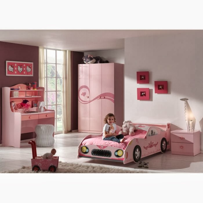 Cars Bett 90x200: Car Beds Types For Kids Room Designs