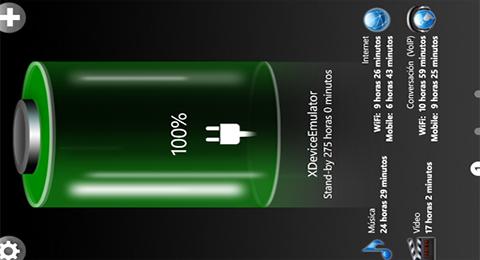 bateria app
