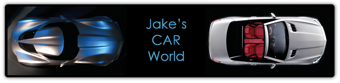 Jake&#39;s Car World