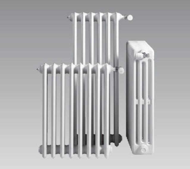 Neytesa los radiadores no s lo para calentar - Radiadores de hierro fundido ...