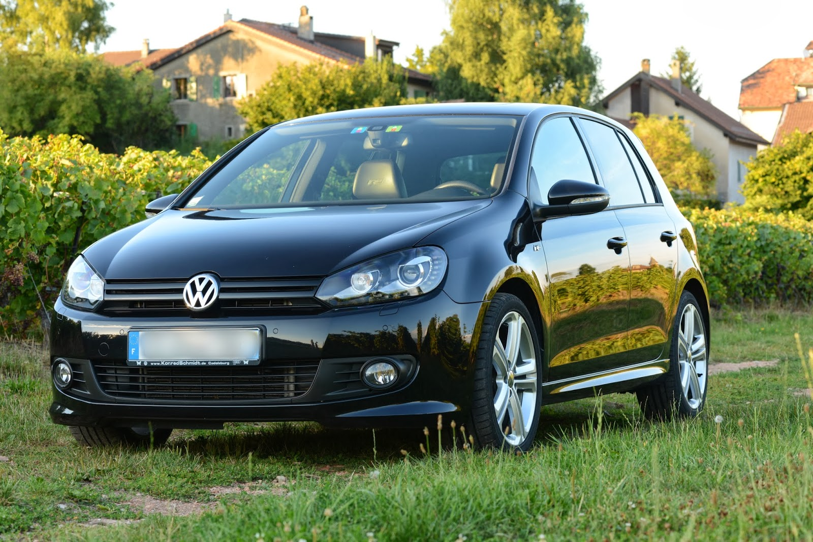 golf 6 highline carat 1 4 tsi 160 dsg7 r line