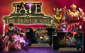 FATE - The Traitor Soul