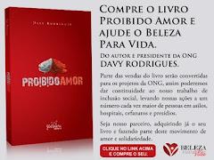 ADQUIRA O LIVRO PROIBIDO AMOR, DE DAVY RODRIGUES