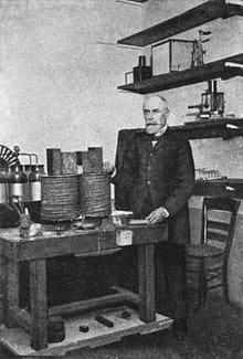 Henri Becquerel's Lab
