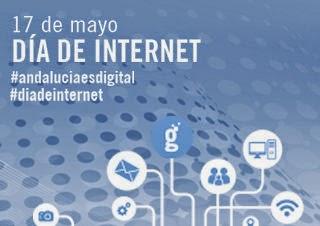 Dia de Internet 17 de Mayo de 2014 #andaluciaesdigital #diadeinternet