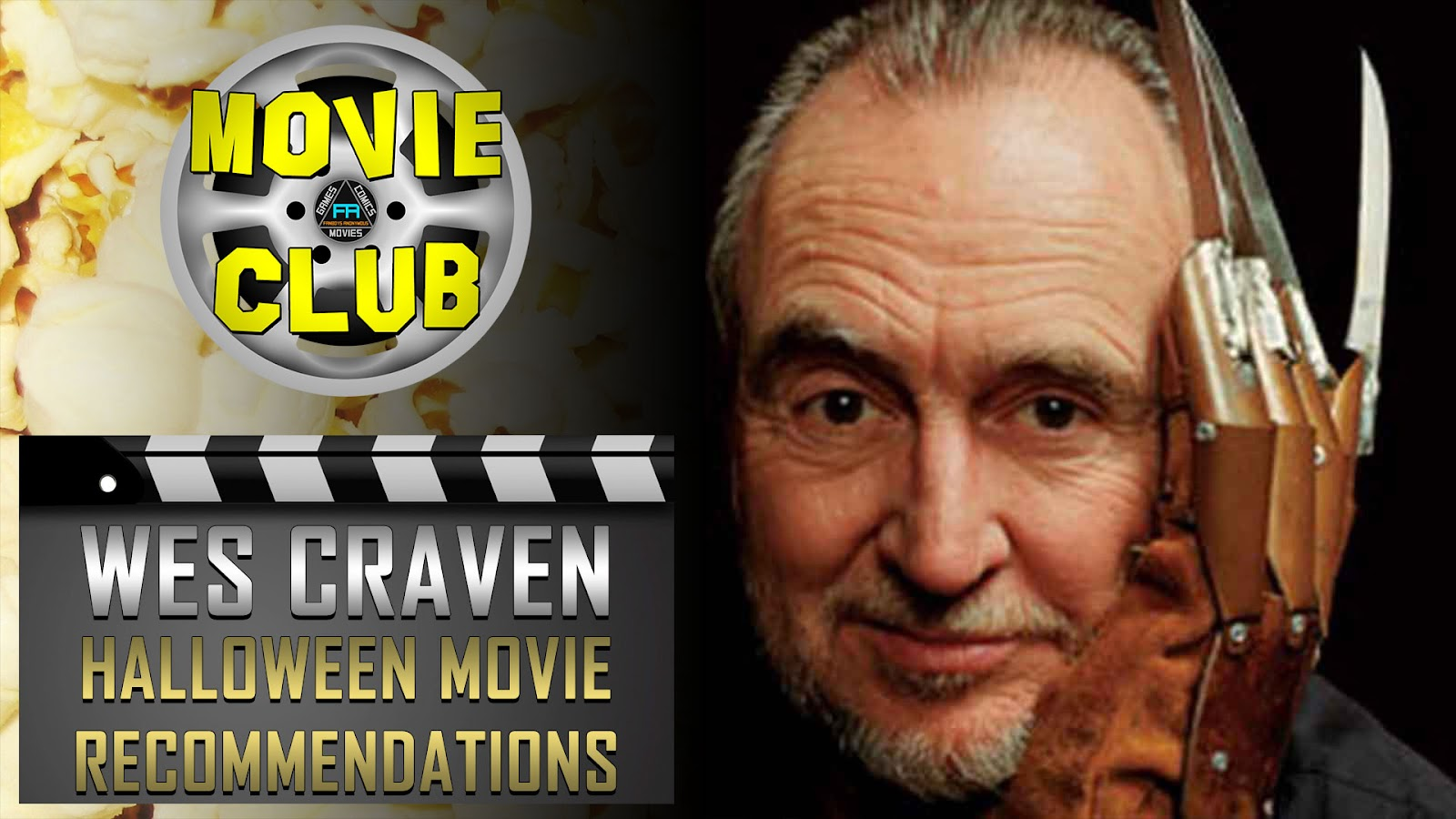 Wes Craven Halloween movie recommendations