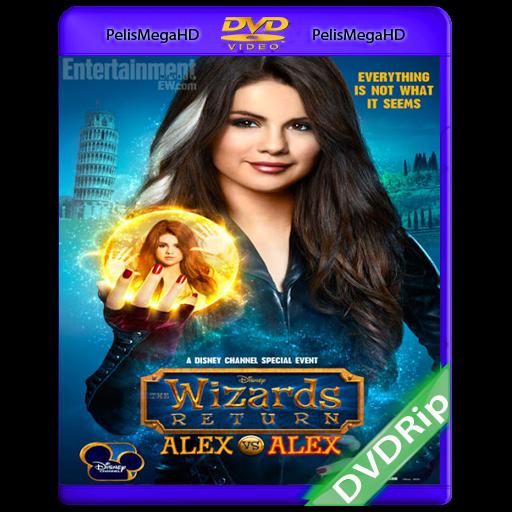 El Regreso de los Hechiceros: Alex vs. Alex (2013) DVDRip Español Latino