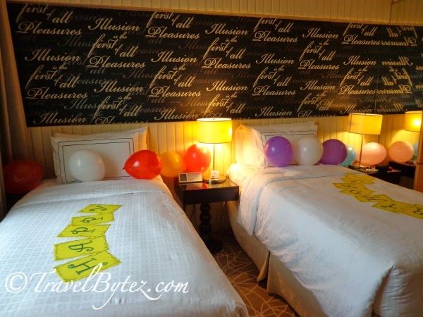 Club Room Stay at Rendezvous Hotel Singapore