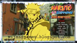 Free Download Games Naruto MUGEN 2013 Full version