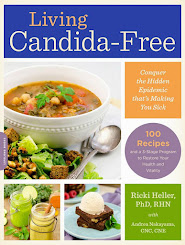 Living Candida Free book review