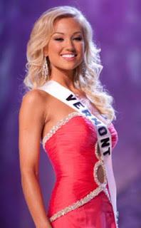 Brooke Werner, Miss Vermont 2009