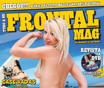 Cláudia Nunes Frontal Mag Setembro 2013