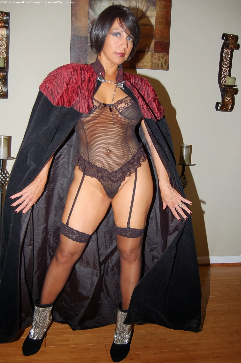 Mature vampire nude muscle breasts