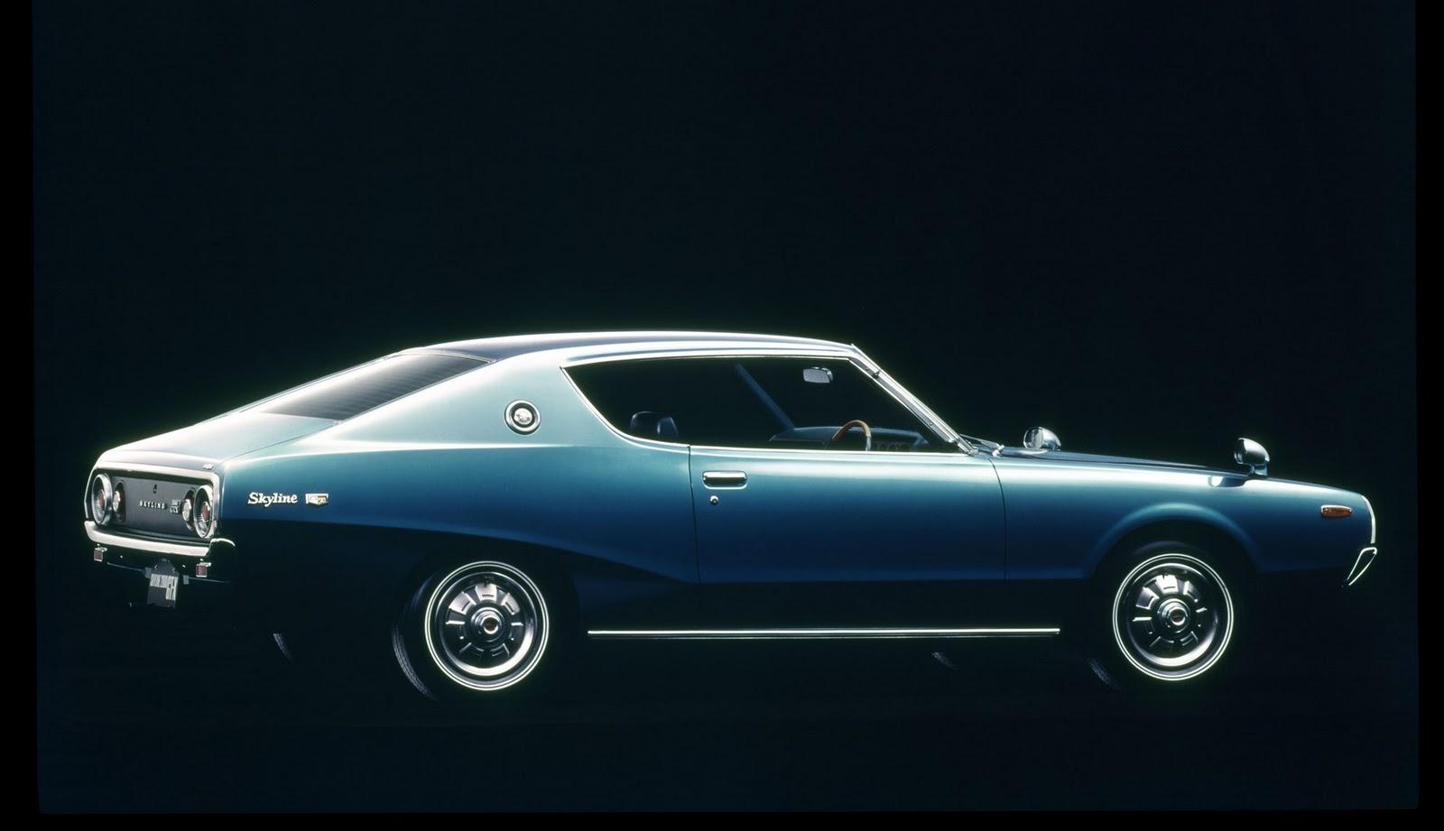 Karznshit 72 Nissan Skyline