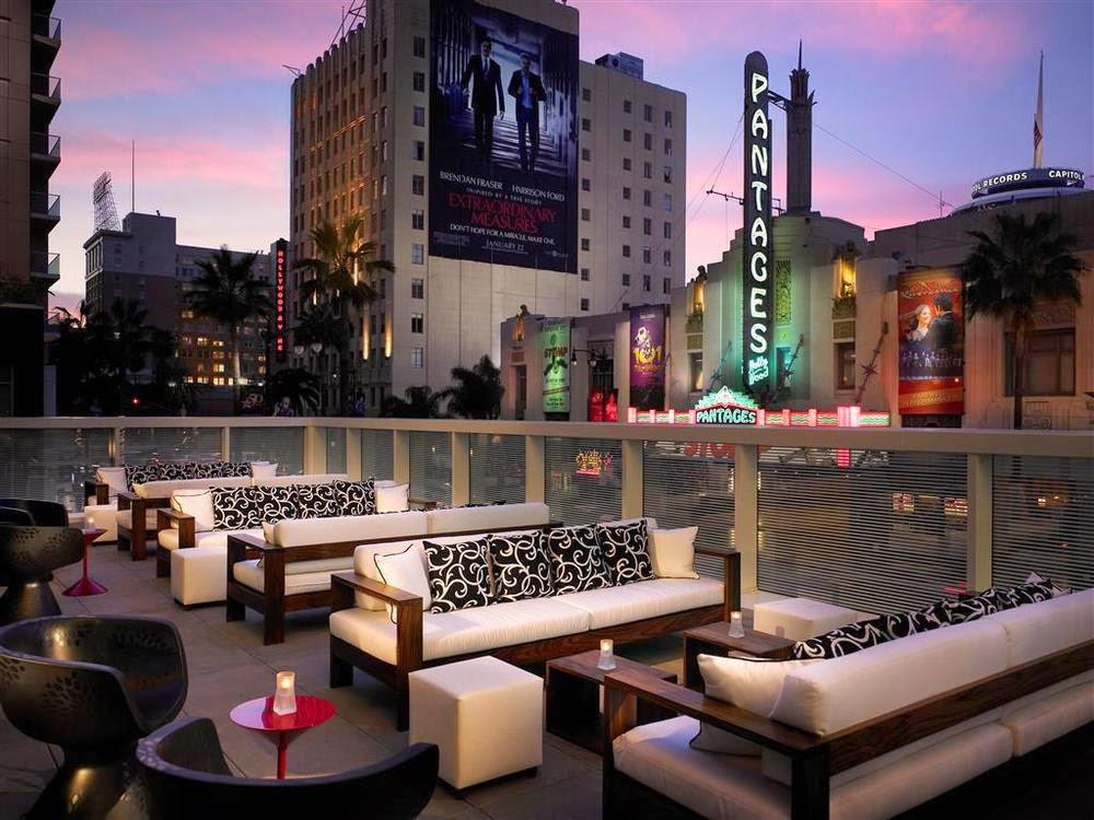 Hollywood (California) - W Hollywood 4* - Hotel da Sogno