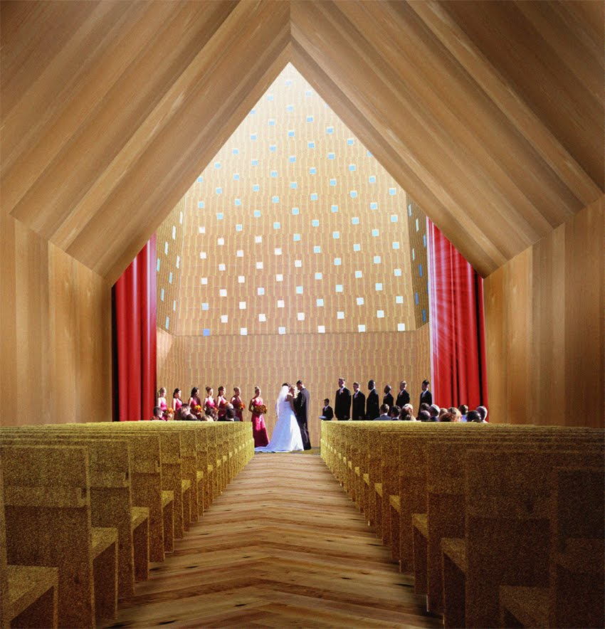 Cool Church Interior Design Ideas ...