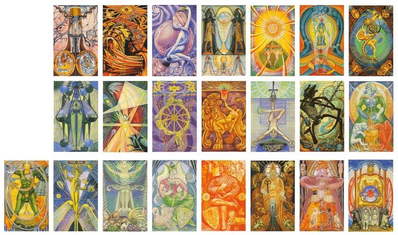 i migliori tarocchi artistici esoterismo
