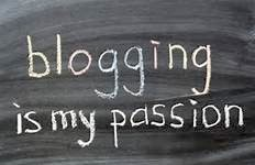 create  passion for blogging