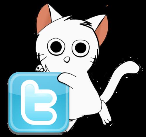 ¡También nos puedes encontrar por Twitter!