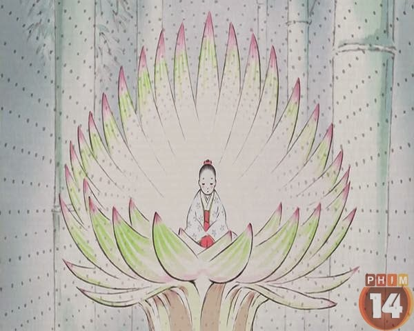 Truyện Công Chúa Kaguya The Tale of The Princess Kaguya 1