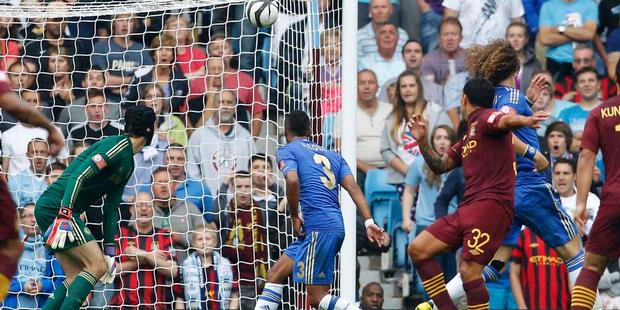 Hasil Pertandingan Chelsea VS Manchester
