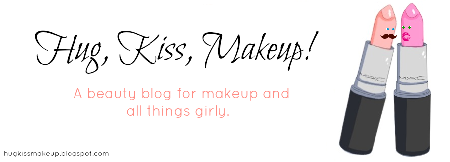 hug, kiss, makeup!
