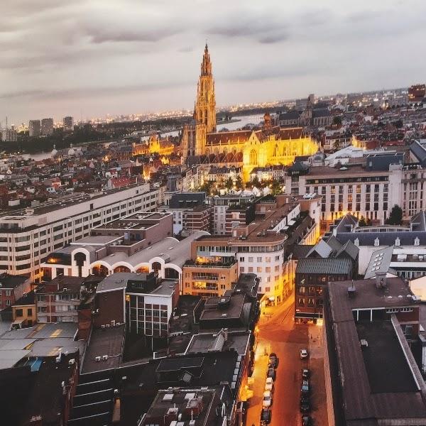 Where to eat Antwerp Belgium