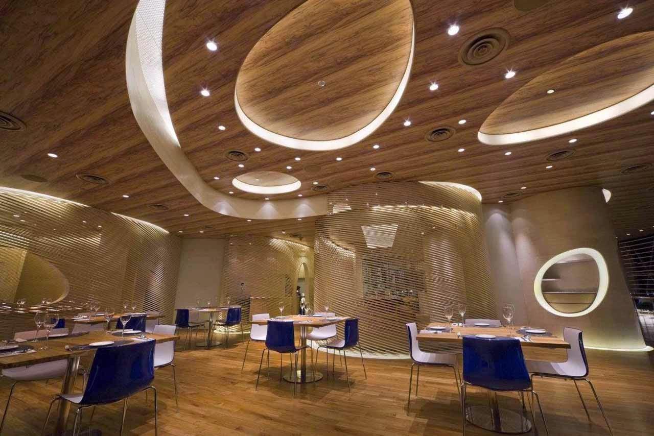 Nice Resturent Interior Design In Bangladesh Inexterior