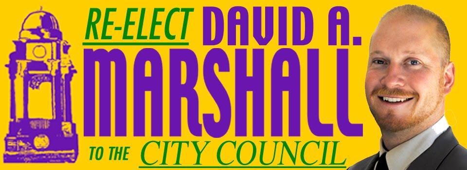 David A. Marshall