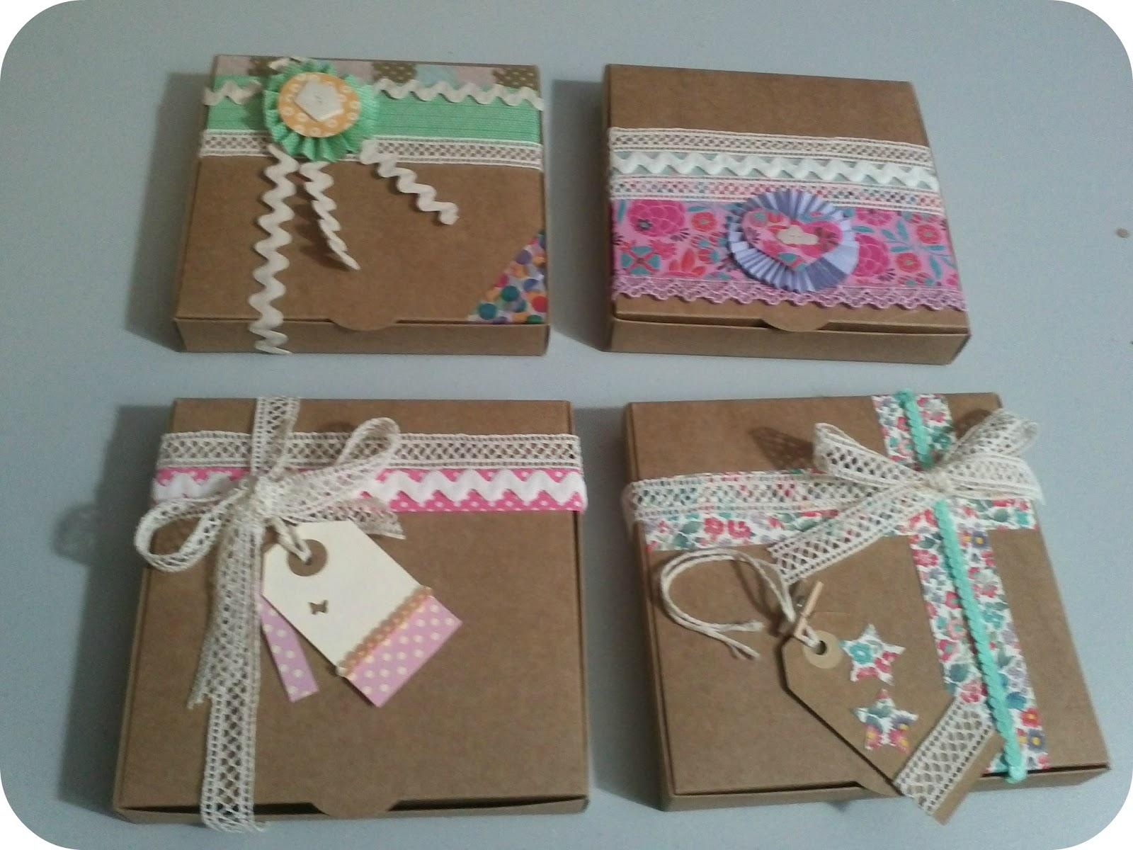Creando ardiles taller empaquetado - Empaquetado de regalos ...