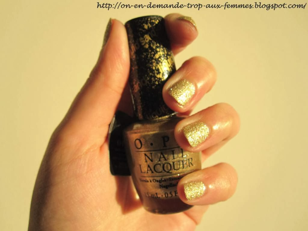 vernis Honey Rider de OPI