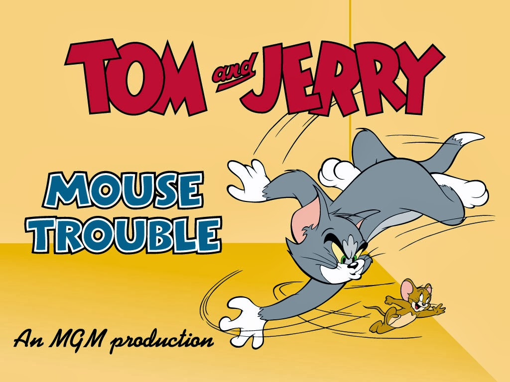Wallpaper Tom and Jerry HD