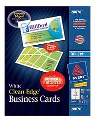 Avery Business Cards 28878
