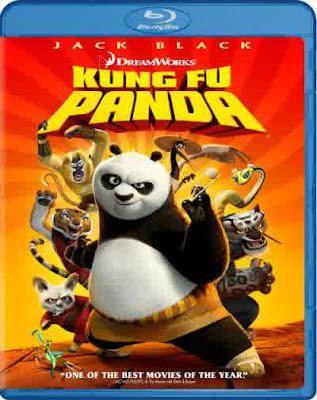 Kung Fu Panda BluRay