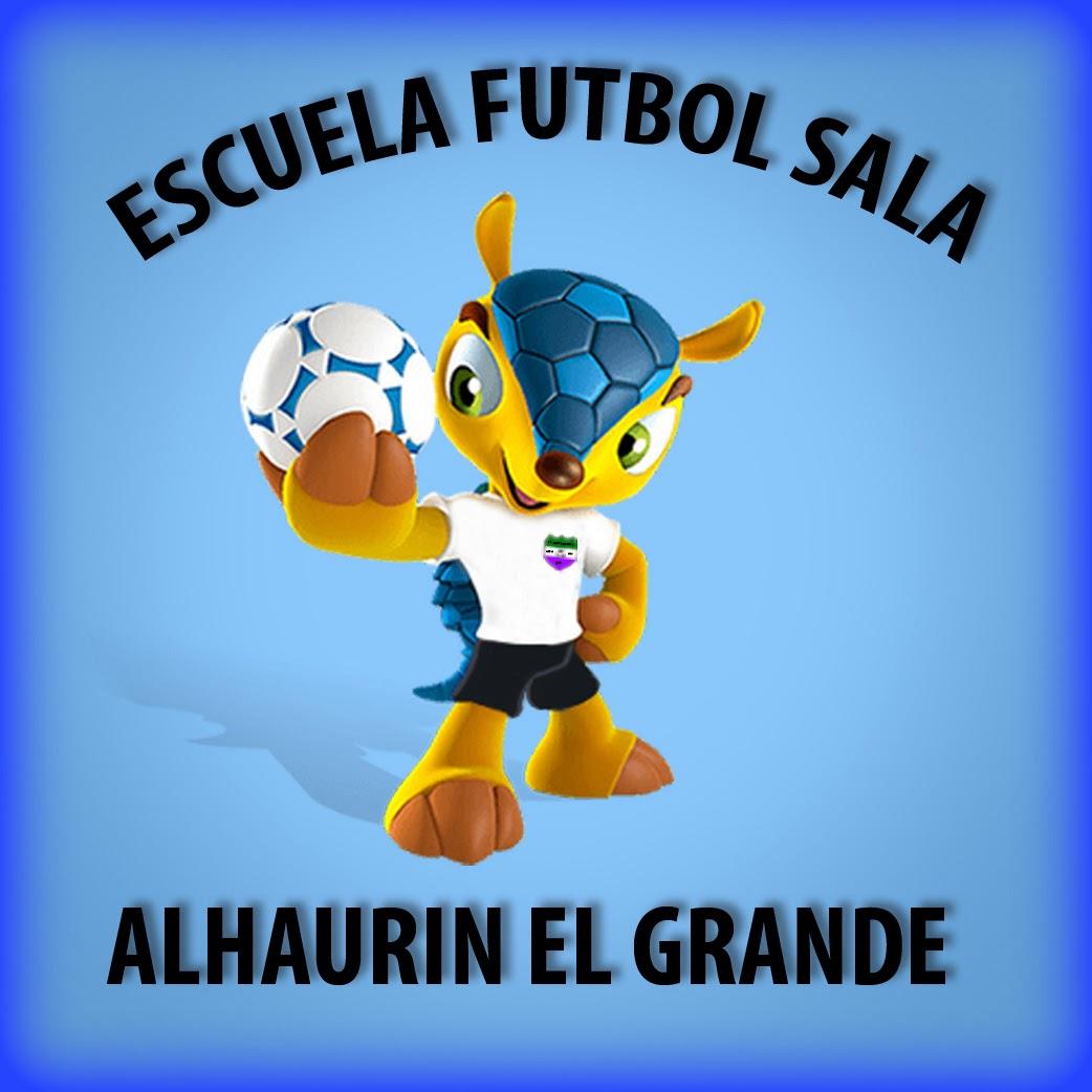 Escuela Futbol Sala Alhaurin.