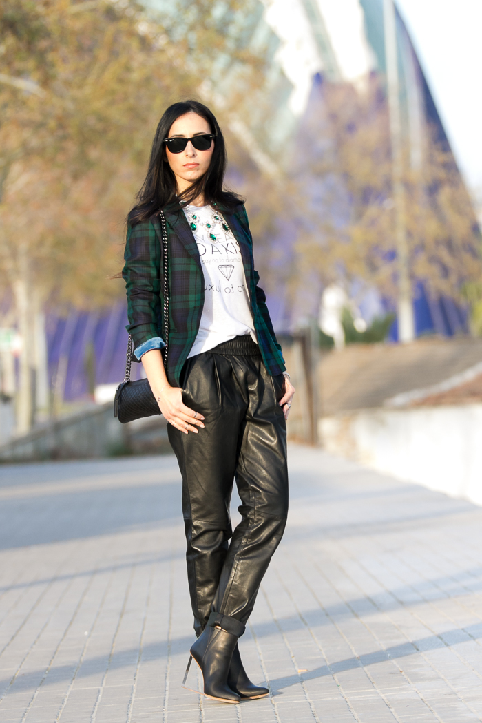 Streetstyle spanish fashion blogger