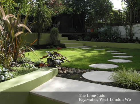the honey ant modern garden inspiration