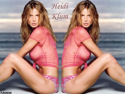 Heidi Klum in Sexy Bikini