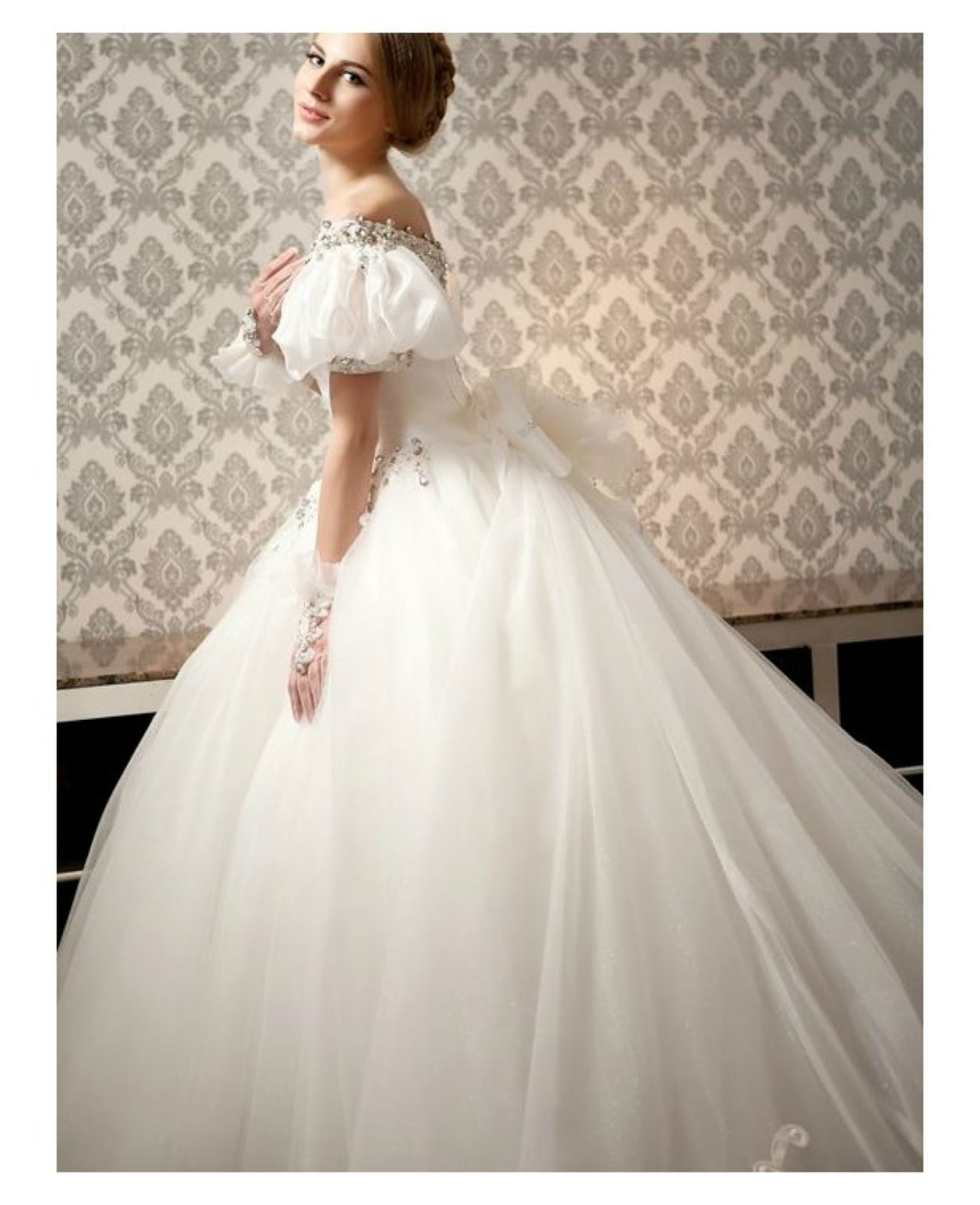 A Marriage of Passion & Style Wedding Dress Silhouettes