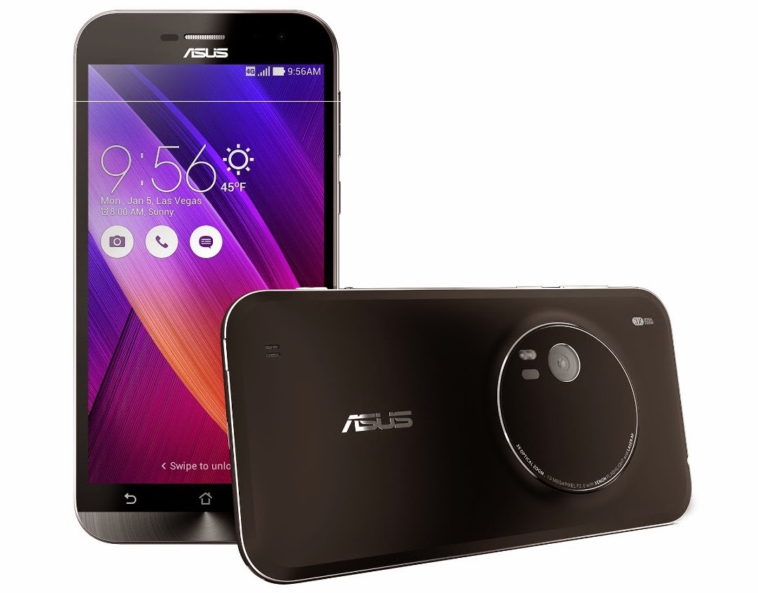 ASUS ZenFone Zoom: Specs, Price and Availability
