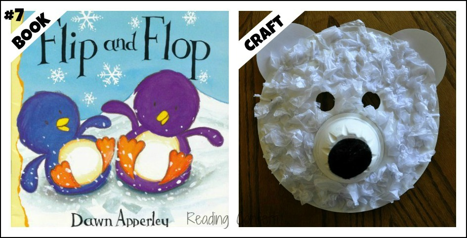 25 winter books and crafts for kids reading confetti for Art and craft books for kids
